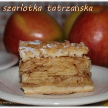 szarlotka tatrzańska https://pomyslymamy.wordpress.com/2015/02/20/szarlotka-goralska-tatrzanska/